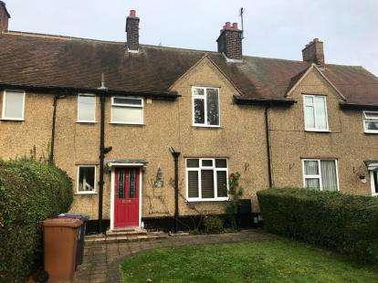 3 Bedrooms Terraced House for sale in Icknield Way, Letchworth Garden City, Hertfordshire, England