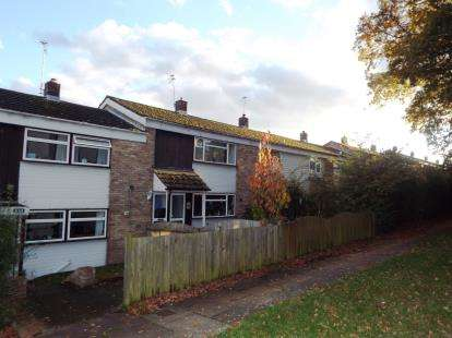 2 Bedrooms Terraced House for sale in Verity Way, Stevenage, Hertfordshire, England