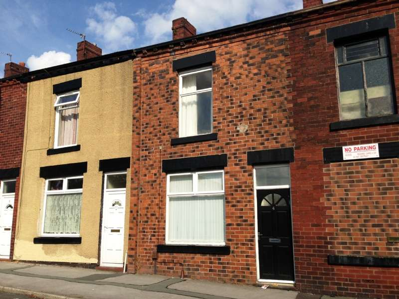 2 Bedrooms Terraced House for sale in Eldon St Tonge Moor Bolton
