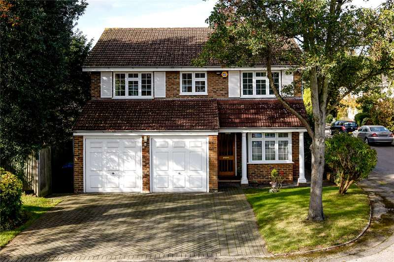 4 Bedrooms Detached House for sale in Magnolia Close, Kingston upon Thames, KT2