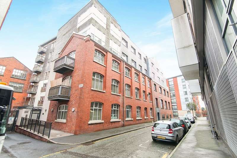 1 Bedroom Flat for sale in Strong, 33 Simpson Street, Manchester, M4
