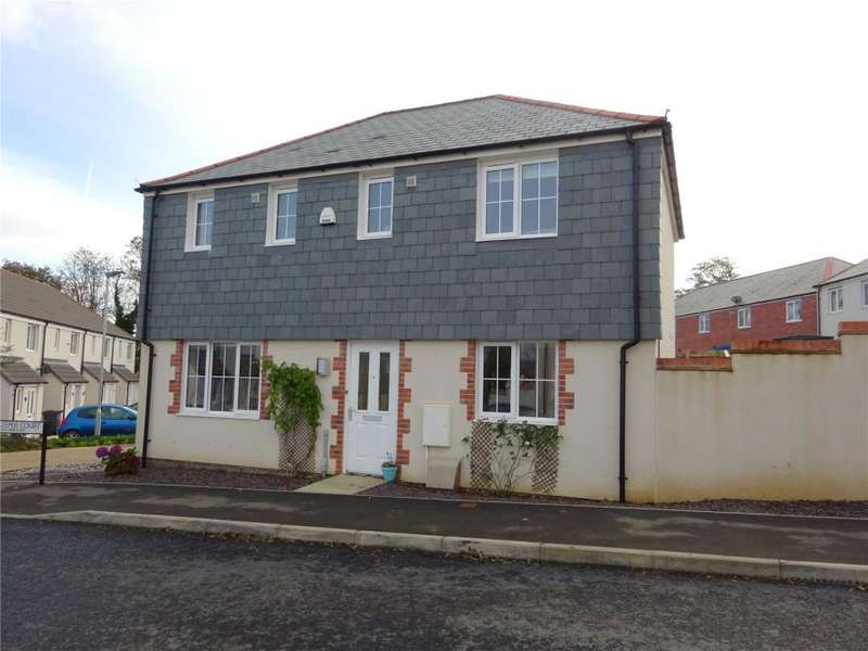 3 Bedrooms Detached House for sale in Pippin Avenue, Liskeard