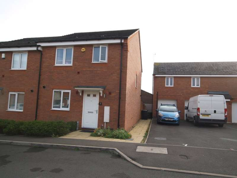 3 Bedrooms End Of Terrace House for sale in Wharf Mews, Netherton, Dudley