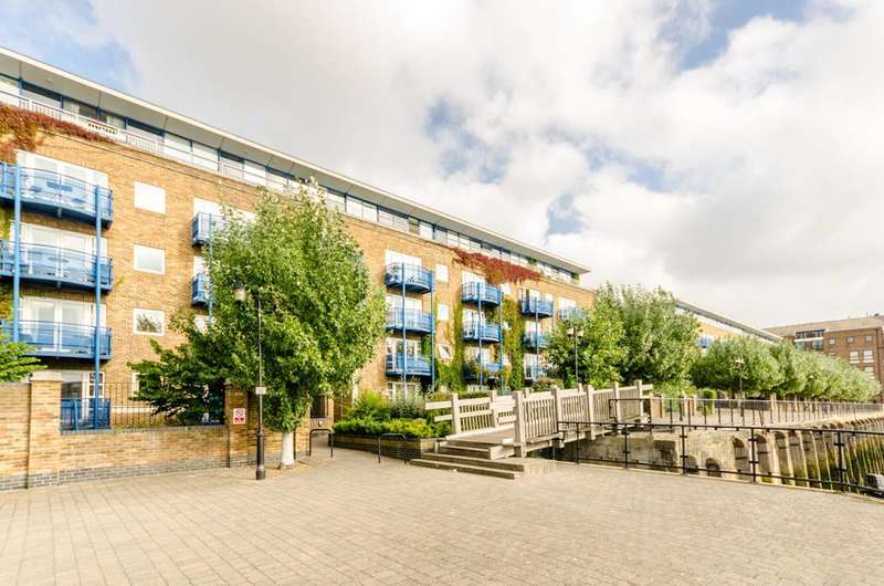 2 Bedrooms Flat for sale in Mauretania Building, Wapping, E1W