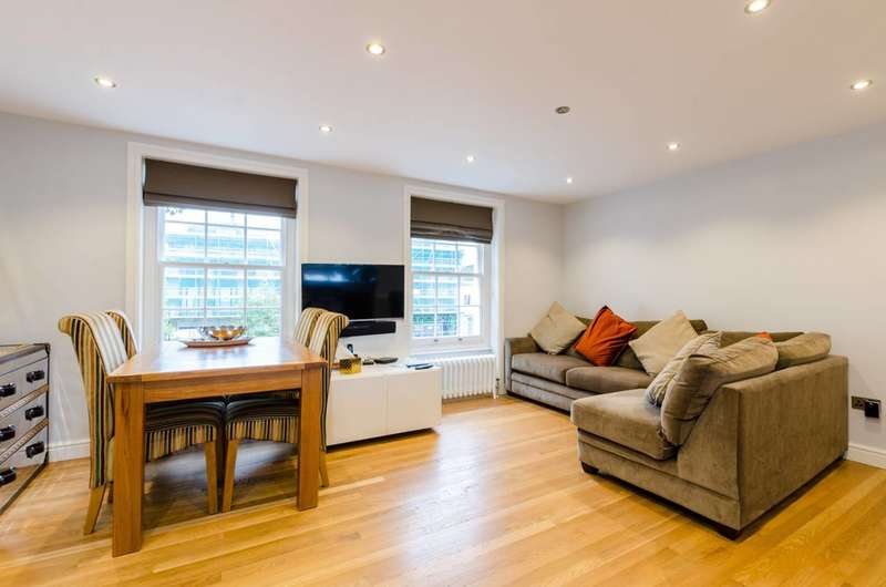 1 Bedroom Flat for sale in Mile End Road, Whitechapel, E1