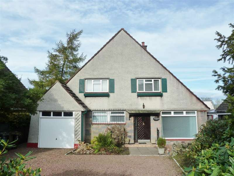 3 Bedrooms Detached House for sale in Melfort Drive, Stirling