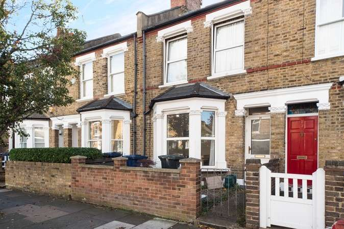 3 Bedrooms Terraced House for sale in Somerset Road, Chiswick