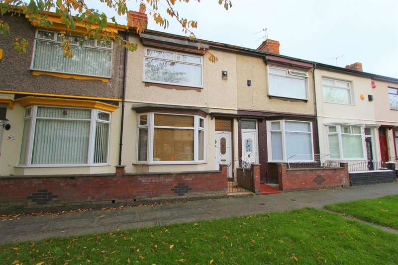 3 Bedrooms Terraced House for sale in Ince Avenue, Anfield, Liverpool