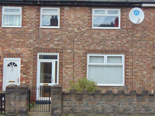 Property for sale in Evelyn Street, Warrington