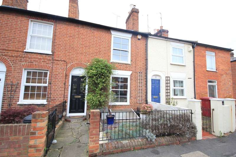 4 Bedrooms Terraced House for sale in Saint John's Road, Reading, RG1
