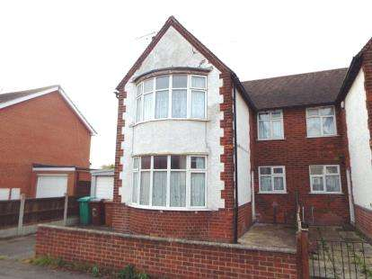 3 Bedrooms Semi Detached House for sale in Glade Avenue, Wollaton, Nottingham, Nottinghamshire