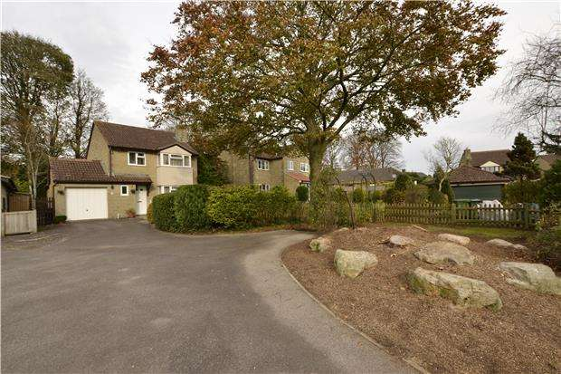 4 Bedrooms Detached House for sale in Wellow Mead, Peasedown St. John, BATH, Somerset, BA2 8SA