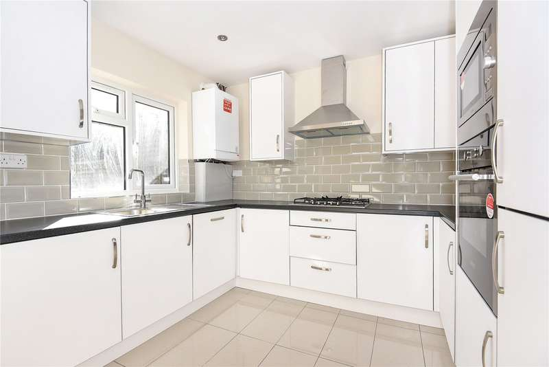 3 Bedrooms Semi Detached House for sale in Chiltern Drive, Mill End, Hertfordshire, WD3