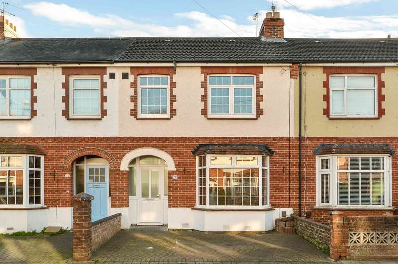 3 Bedrooms Terraced House for sale in East Cosham, Hampshire