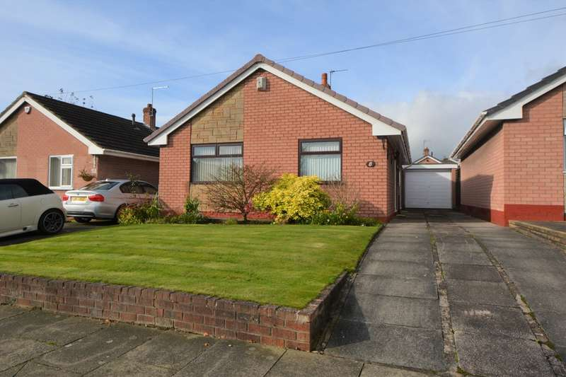2 Bedrooms Detached Bungalow for rent in Grosvenor Road, Widnes, Cheshire