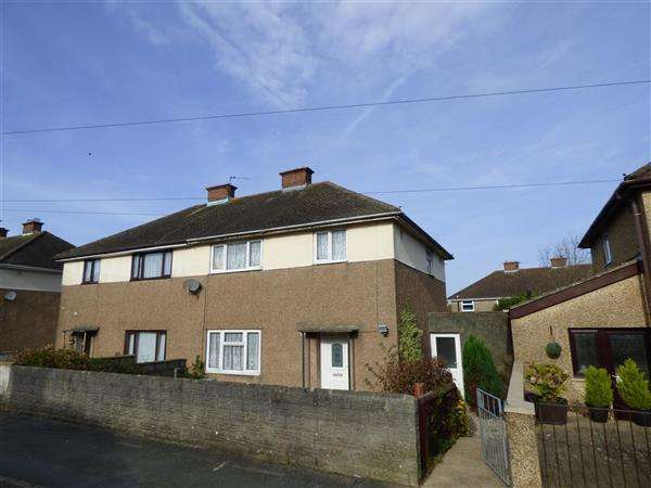 3 Bedrooms Semi Detached House for sale in Walters Avenue, Haverfordwest