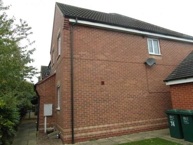 3 Bedrooms Town House for sale in Eden Close, Derby, DE65