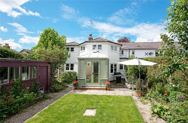 3 Bedrooms Semi Detached House for sale in Littlefield Lane, Sixpenny Handley, Salisbury, SP5