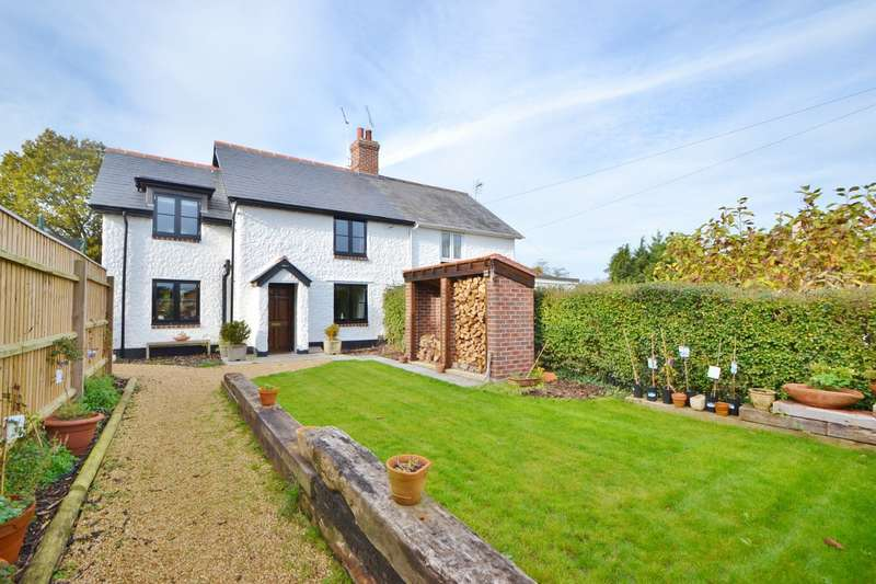 3 Bedrooms Semi Detached House for sale in Verwood