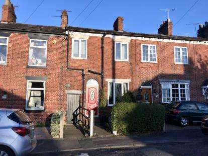 2 Bedrooms Terraced House for sale in Park Lane, Sandbach, Cheshire
