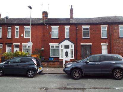2 Bedrooms Terraced House for sale in Parkhill Avenue, Manchester, Greater Manchester