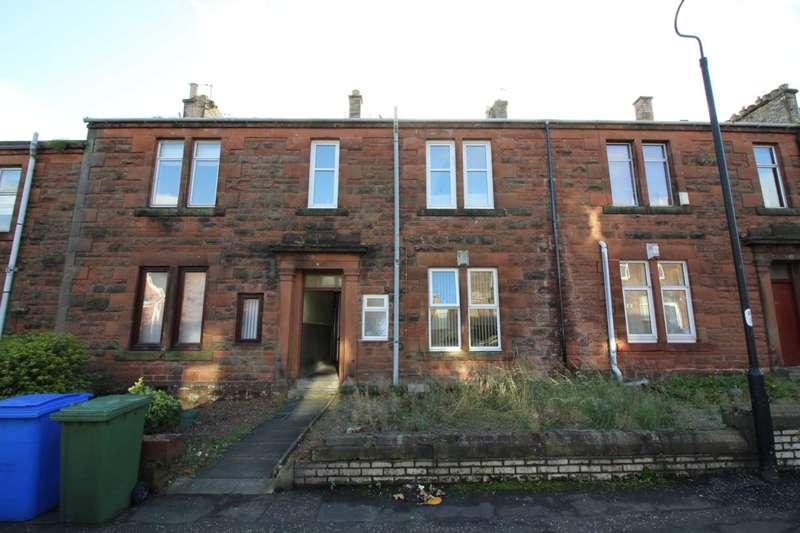 2 Bedrooms Flat for rent in Arbuckle Street, Kilmarnock