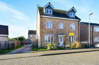 5 Bedrooms Detached House for sale in Cornmill Road, Sutton-In-Ashfield, Nottinghamshire