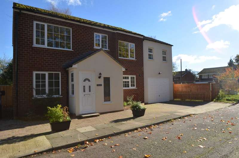 4 Bedrooms Detached House for sale in Sandy Lane, Leighton Buzzard