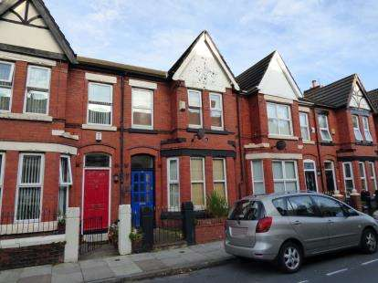 3 Bedrooms Terraced House for sale in Neville Road, Waterloo, Liverpool, Merseyside, L22