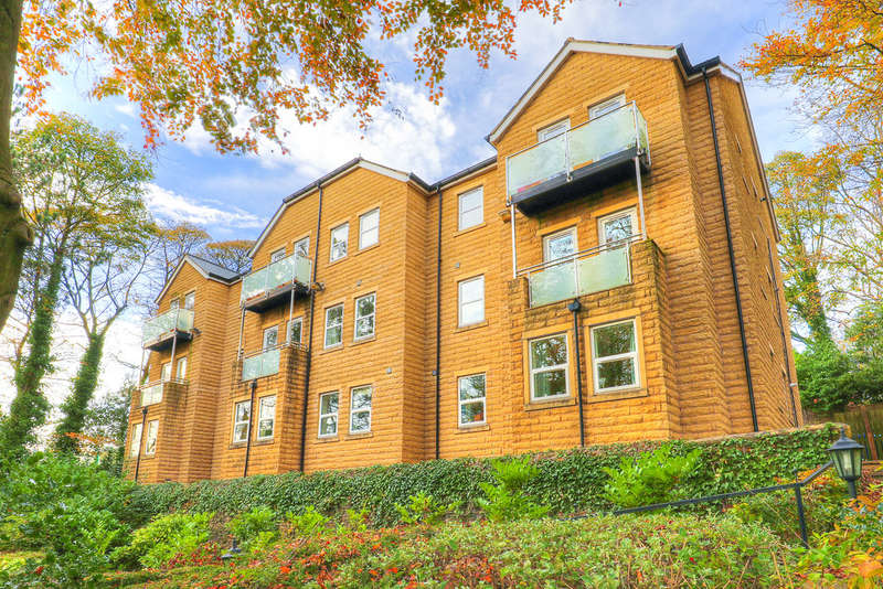 2 Bedrooms Flat for sale in 5 Laurel House, 96b Tapton Crescent Road, Broomhill, S10 5DY