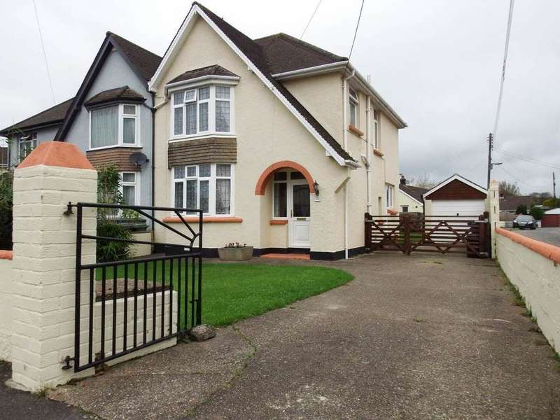 3 Bedrooms Semi Detached House for sale in Sticklepath, Barnstaple