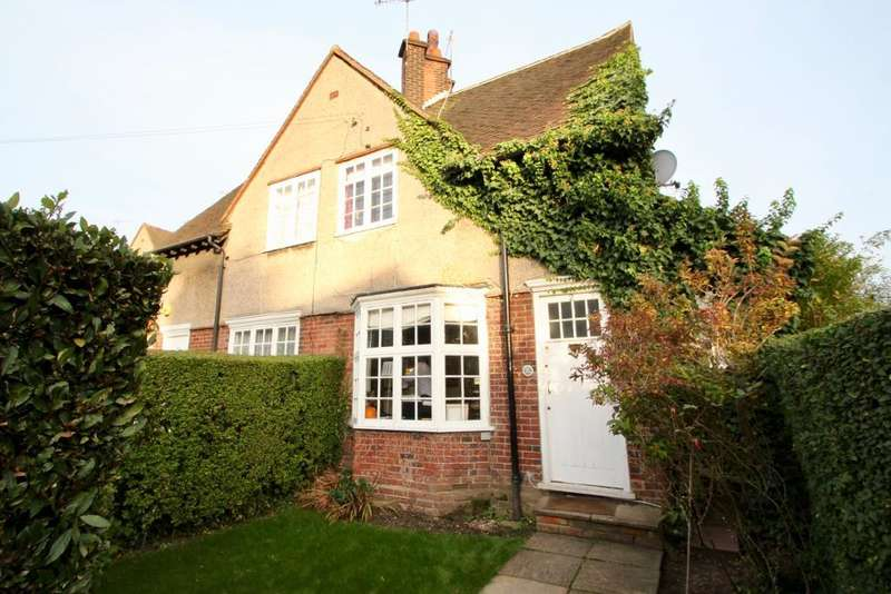 3 Bedrooms Semi Detached House for sale in Midholm, Hampstead Garden Suburb, London, NW11 6LN
