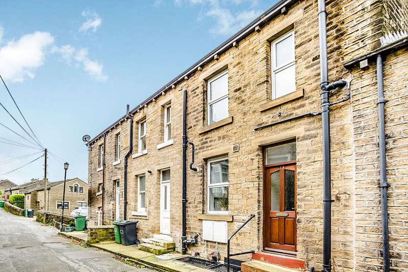 2 Bedrooms Terraced House for rent in Handel Street, Golcar, Huddersfield, HD7