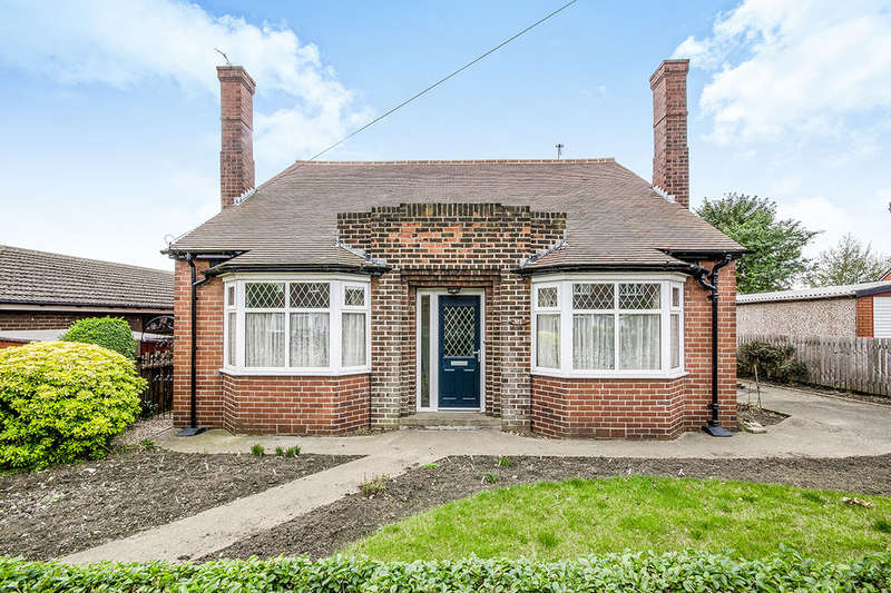 3 Bedrooms Detached Bungalow for sale in Hartley Park Avenue, Pontefract, WF8