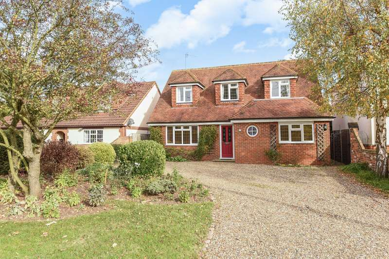 4 Bedrooms Detached House for sale in Fairfield Approach, Wraysbury, TW19