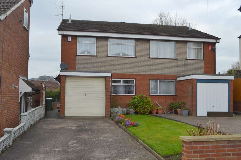 3 Bedrooms Semi Detached House for sale in Corser Street, Dudley, DY1