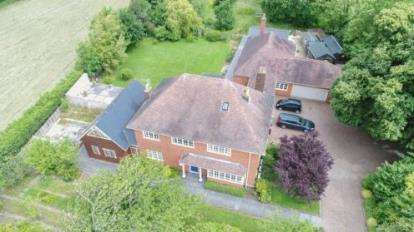 5 Bedrooms Detached House for sale in Coventry Road, Fillongley, Coventry, Warwickshire