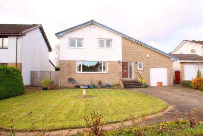 4 Bedrooms Detached House for sale in Victoria Gardens, Kilmacolm