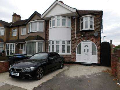 3 Bedrooms End Of Terrace House for sale in Windmill Road, Edmonton, London