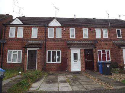 2 Bedrooms Terraced House for sale in Derventio Close, Derby, Derbyshire