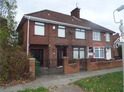 4 Bedrooms Semi Detached House for sale in Chilcot Road, Liverpool, Merseyside, England, L14