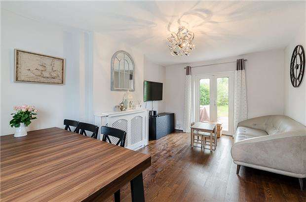 4 Bedrooms Terraced House for sale in Haynt Walk, LONDON, SW20 9NX
