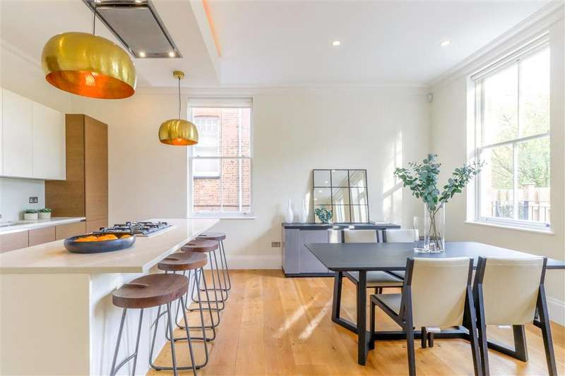 3 Bedrooms Apartment Flat for sale in Shepherds Hill, Highgate, London, N6
