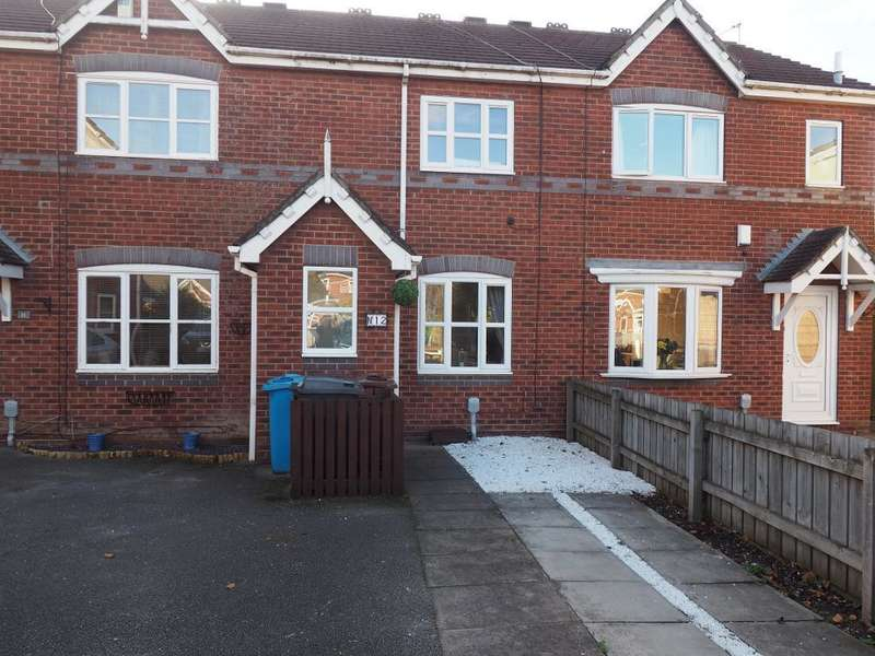 2 Bedrooms Terraced House for rent in Hales Entry, Victoria Dock, Hull, HU9 1PY