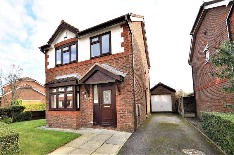 3 Bedrooms Detached House for sale in Millersgate, Cottam, Preston, Lancashire, PR4 0AZ
