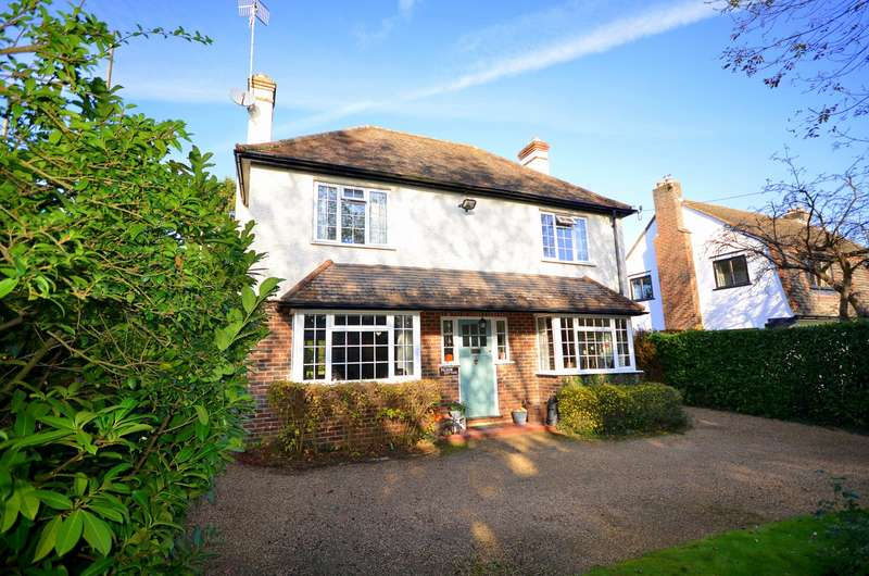 3 Bedrooms Detached House for sale in Shamley Green