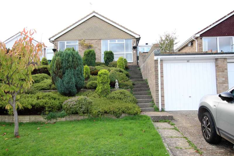 3 Bedrooms Detached Bungalow for sale in Pococks Road, Eastbourne, BN21 2RR