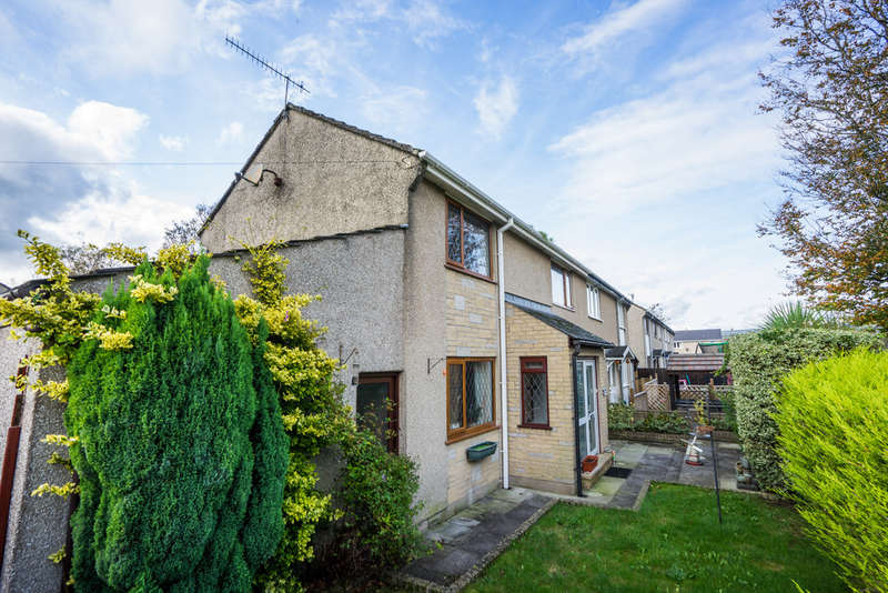 3 Bedrooms End Of Terrace House for sale in 35 Hall Park, Burneside, Kendal, Cumbria, LA9 6QF
