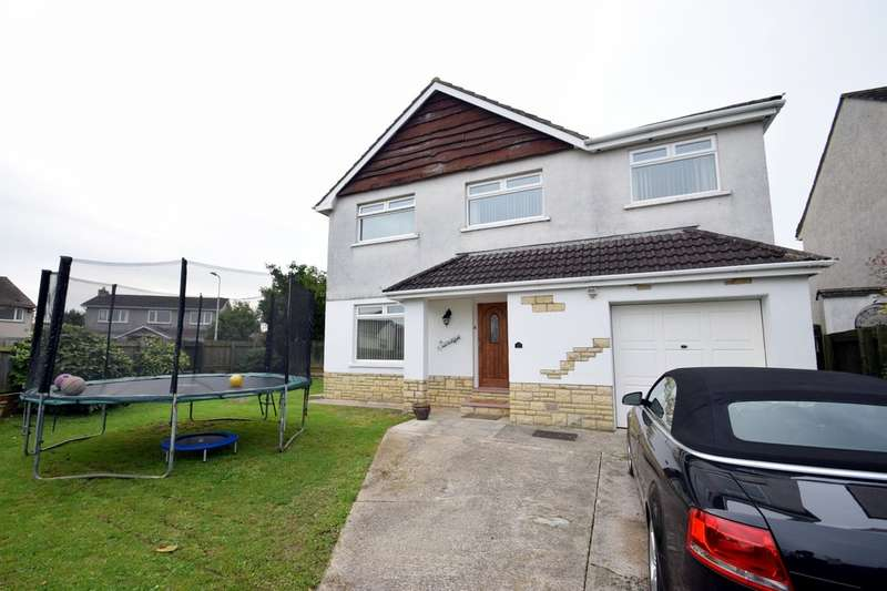 4 Bedrooms Detached House for sale in 17 Bryntirion Close, Bridgend, Bridgend County Borough, CF31 4BZ.