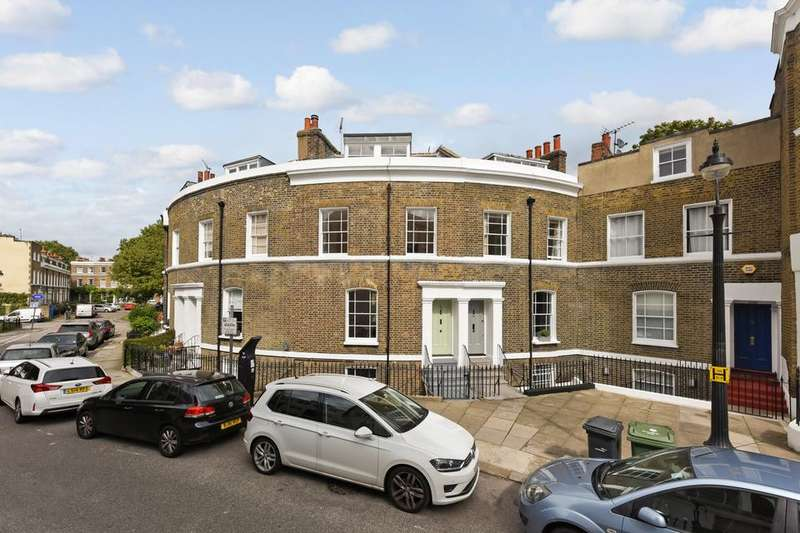 3 Bedrooms House for sale in Hanover Gardens, London SE11